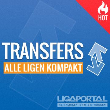 die neuesten transfers