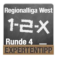Regionalliga West 2018/2019: Expertentipp Runde 4