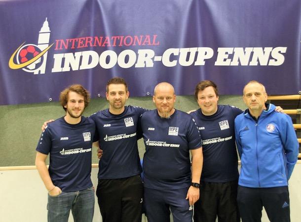 Indoor Cup Enns