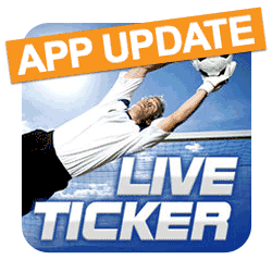 Update für die Ligaportal Fußball App