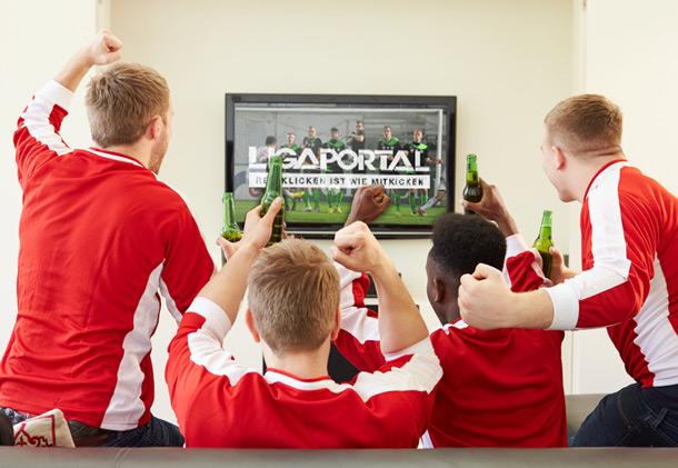Ligaportal Vereins-Kantinen-TV
