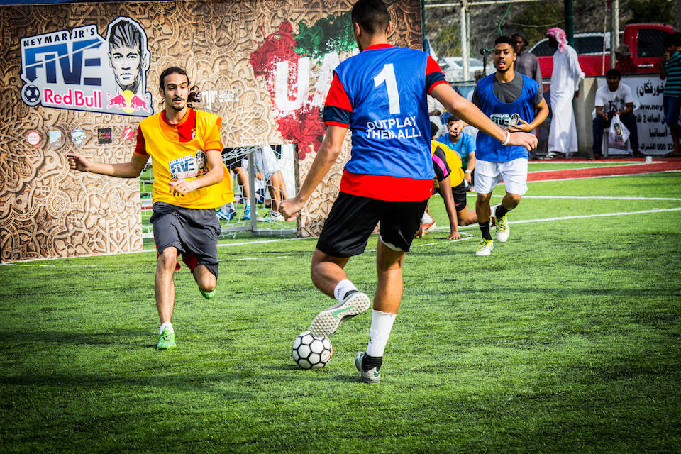 Neymar Five