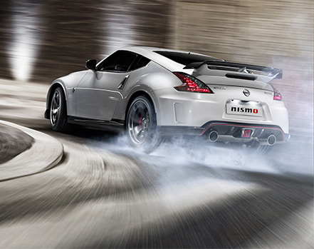 Nissan 370Z Drift Training