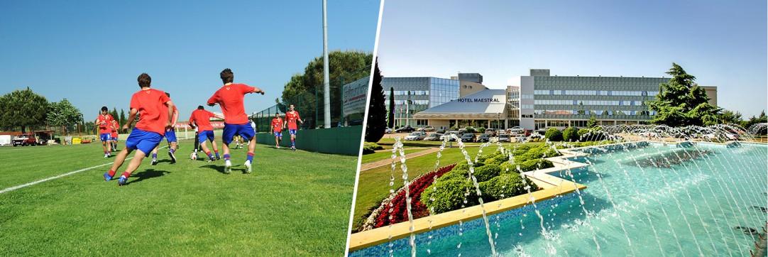Top organisierte Fußball-Trainingslager in Kroatien