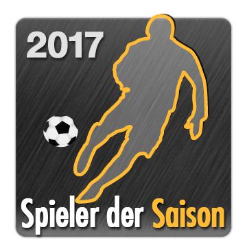 Wähle den Spieler der Saison