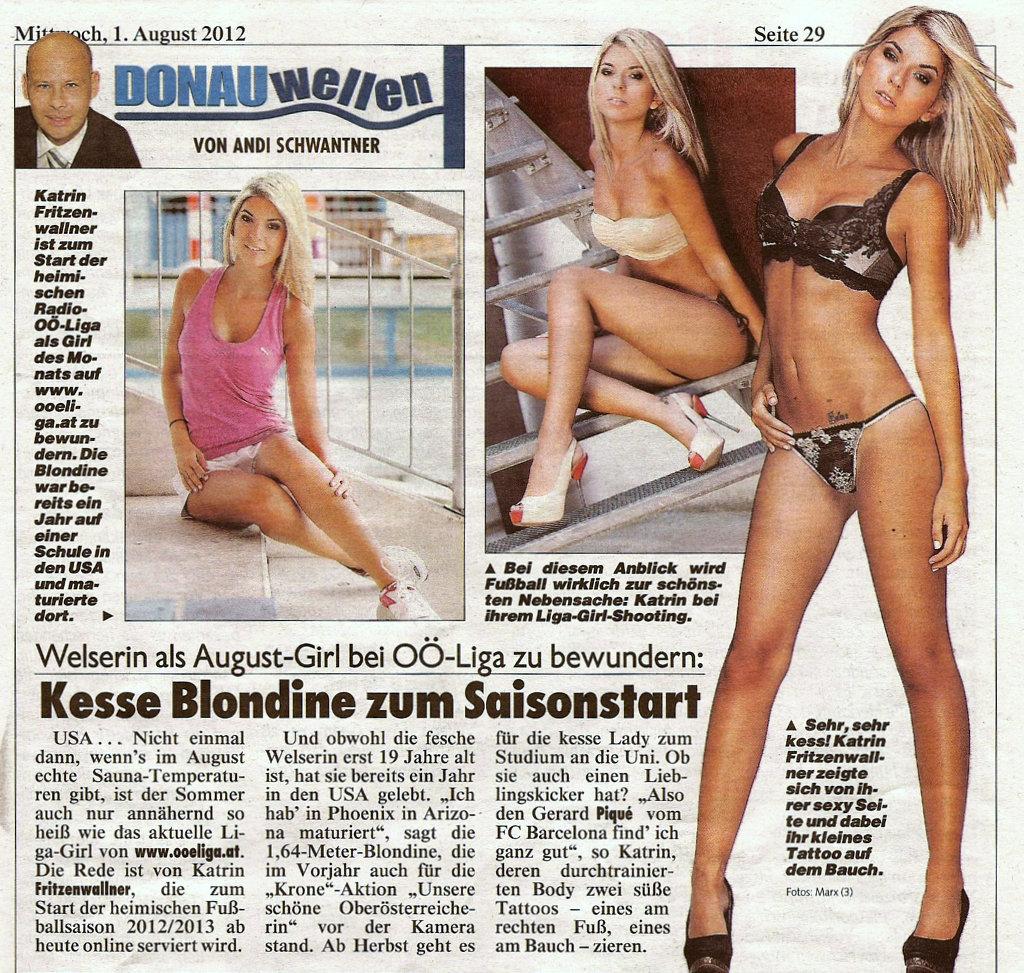 Girl Des Tages Krone Zeitung