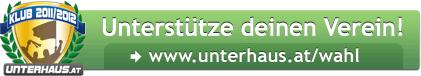Unterstütze deinen Verein auf www.unterhaus.at/wahl