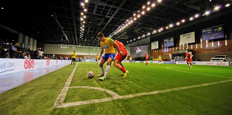 F5WC - The World Football Fives