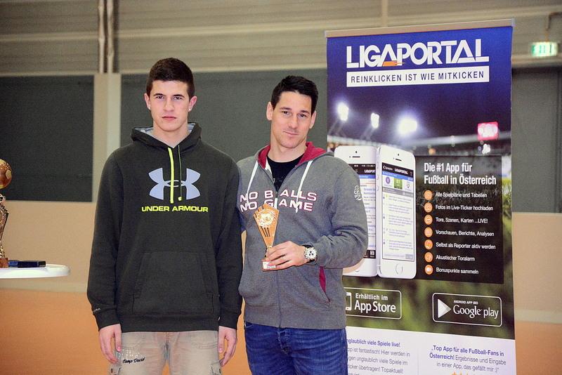 Bester Tormann des Turniers wurde Thomas Tannert