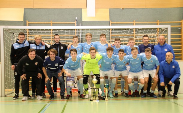 TSV 1860 München beim Indoor Cup Enns