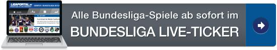 Alle Bundesliga-Spiele jetzt im ligaportal.at Bundesliga-Liveticker!