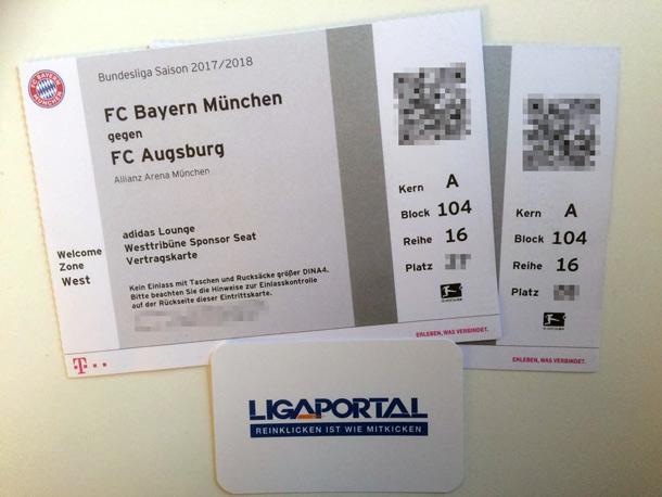VIP-Tickets FC Bayern