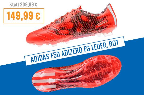Aktuelle Angebot: Adizero F50