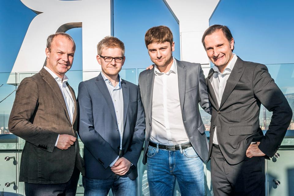 Dr. Markus Mair, Mag. Michael Lattner, Mag. Thomas Arnitz, Dr. Klaus Schweighofer