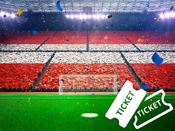 3 x 2 Eintrittskarten für ein Länderspiel des österreichischen Nationalteams