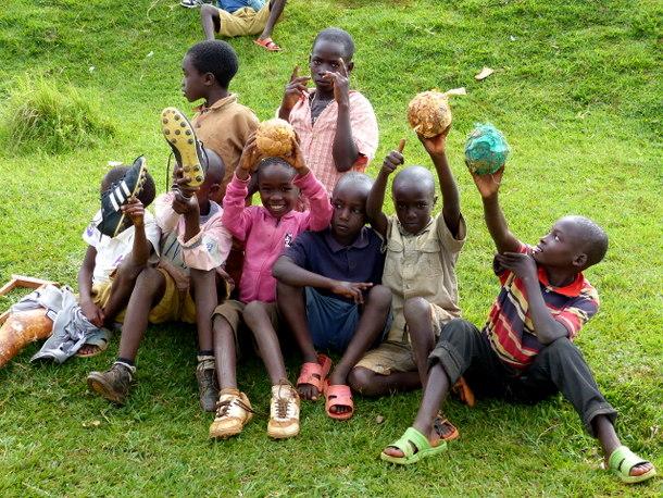 Trainer für Fußballakademie in Ruanda gesucht