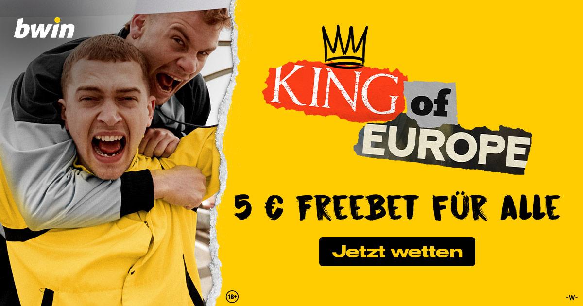 King Of Europe
