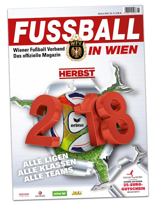Fußball in Wien Magazin