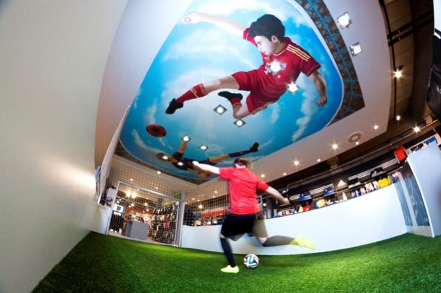 Fußballschuh-Paradies bei Hofbauer
