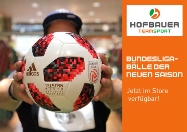 Bundesliga Bälle