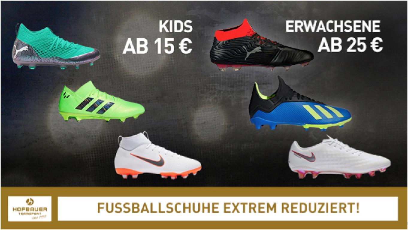 Fußball-Schuhe