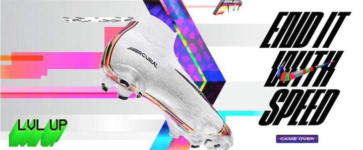 Nike Mercurial Lvl Up