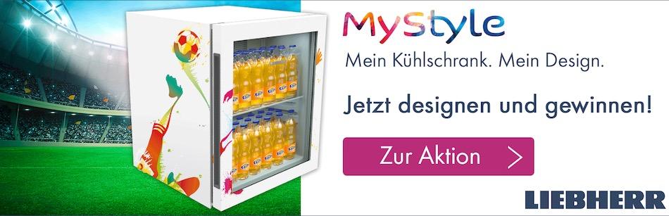 Liebherr MyStyle Kühlschrank gestalten
