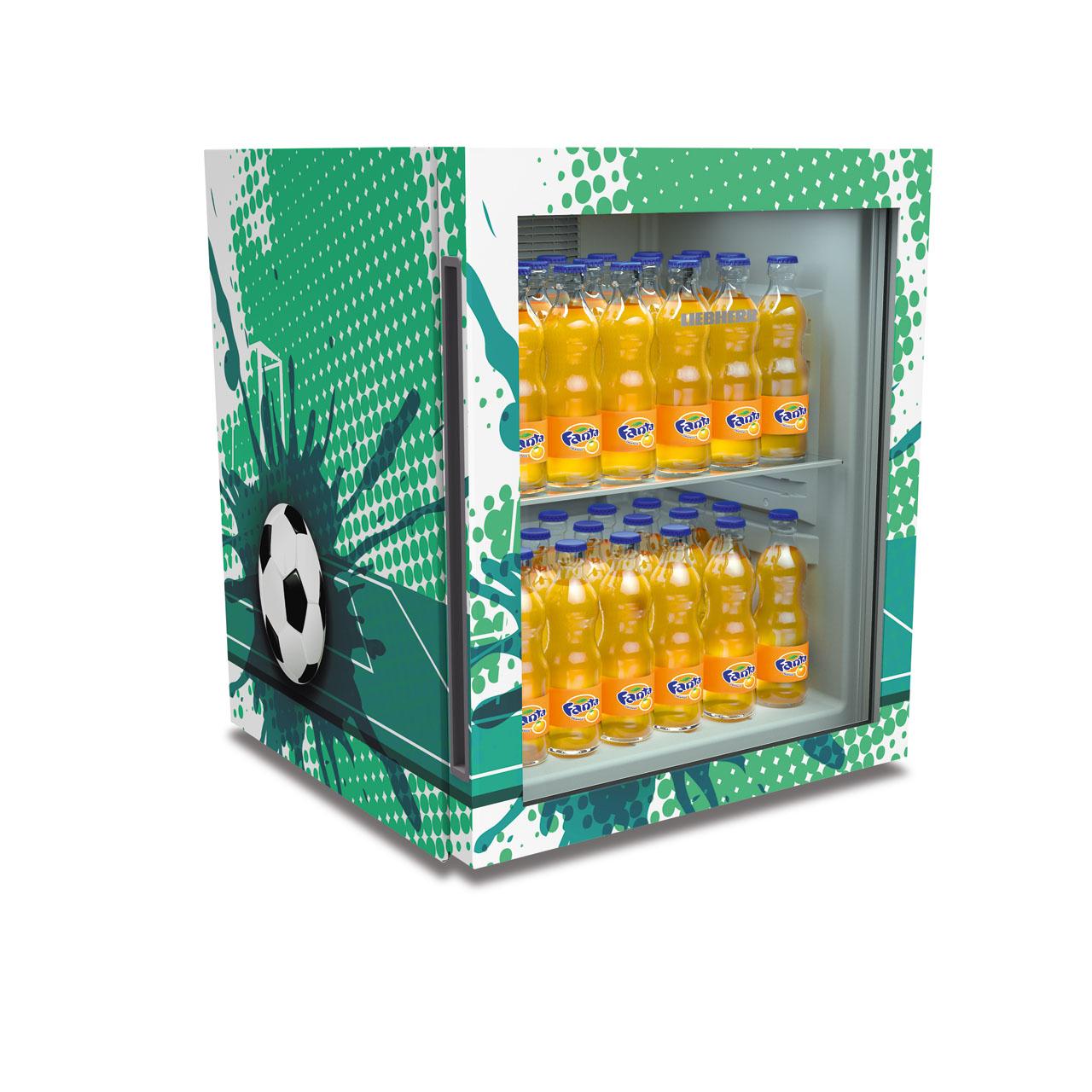 Liebherr MyStyle Fußball Kühlschrank