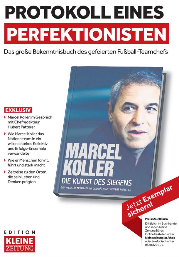 Marcel Koller - Die Kunst des Siegens