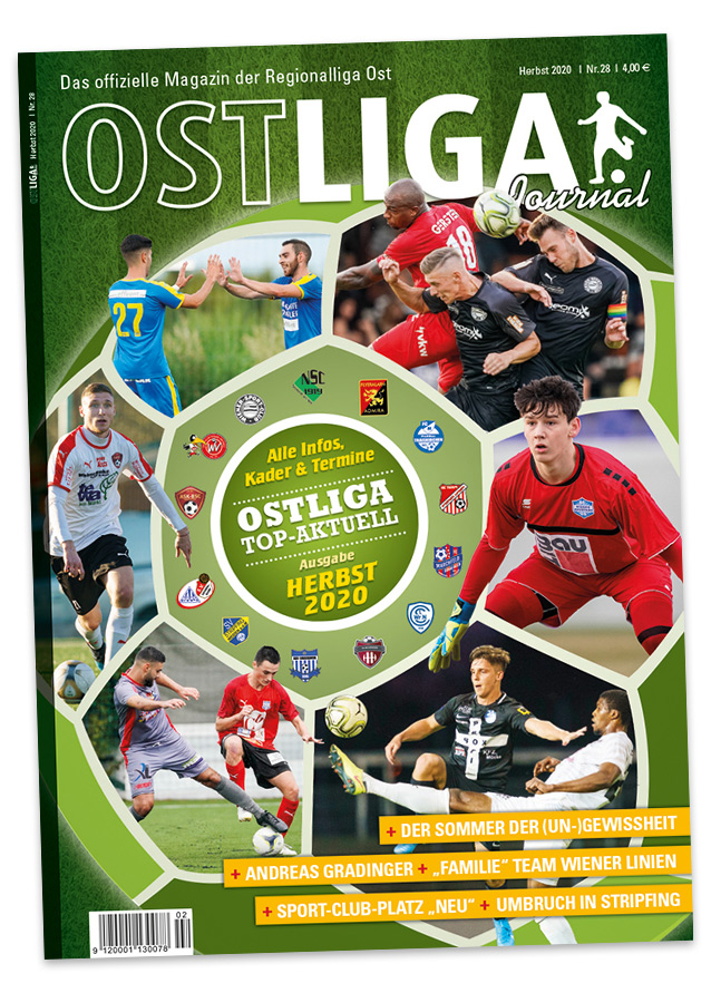 Ostliga Journal Herbst 2020