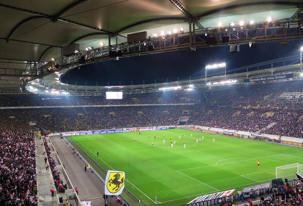 Fußball Arena