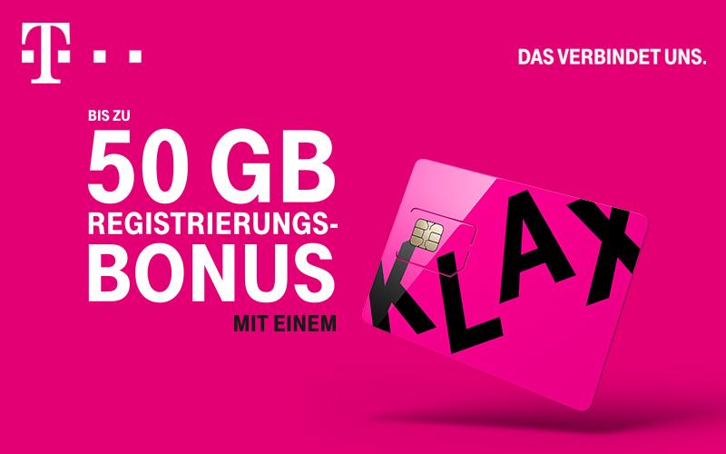 Registrierungsbonus: T-Mobile unterstützt Kunden bei Identifizierungspflicht für Wertkarten