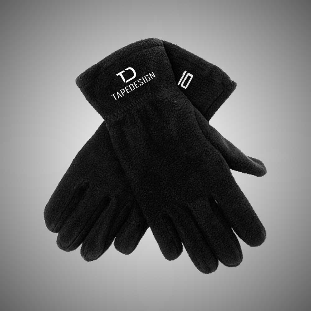 Tapedesign Handschuhe